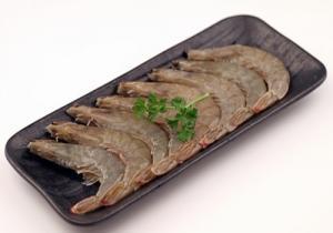 Shrimp Head-on